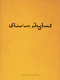 "Image: Cover scan of the book ""Shirin Neshat"""