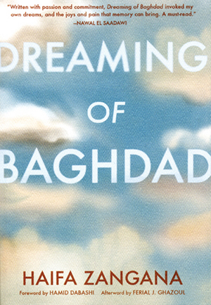 """Image: Cover scan of the book """"Dreaming of Baghdad"""""""